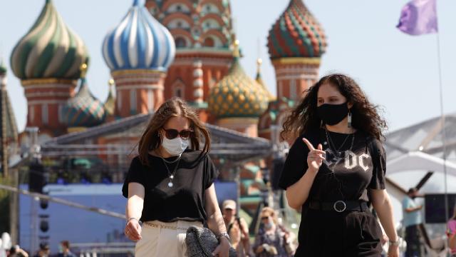 Rusyada koronavirüs: Günlük en yüksek can kaybı açıklandı