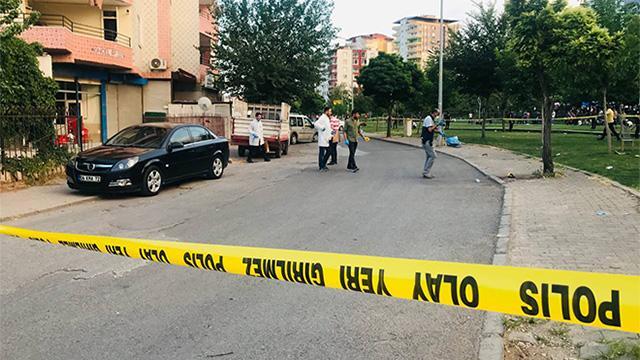 Diyarbakırda silahlı kavga: 2 ölü, 15 yaralı
