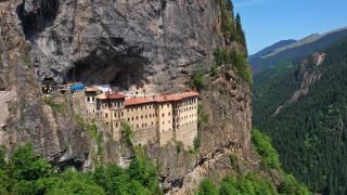 Sümela Manastırı açılıyor