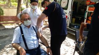 İstanbul Valisi: 65 yaş üstü büyüklerimizin 3. doz aşı oranı yüzde 64