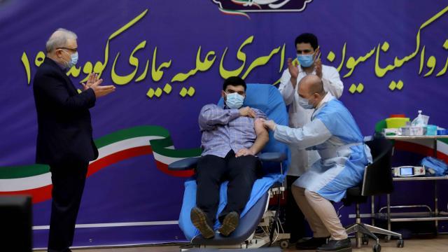 İranda son 24 saatte 111 kişi COVID-19dan hayatını kaybetti