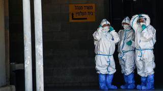 İsrail'de son 5 ayın en yüksek günlük vaka sayısı
