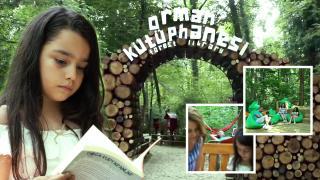 Türkiye'nin ilk 'Orman Kütüphanesi' ziyaretçilerini bekliyor