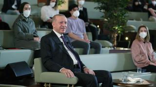 Cumhurbaşkanı Erdoğan'dan Kanal İstanbul açıklaması