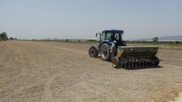 Tarım Kredi, yılın ilk yarısında 4,4 milyar lira kredi kullandırdı