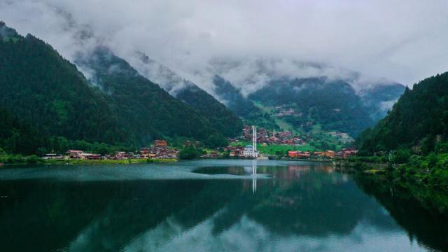 Trabzon'un turist sayısı arttı