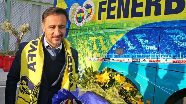 Fenerbahçenin yeni teknik direktörü belli oldu