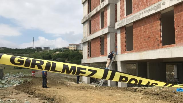 Bilecikte bir inşaattaki boşluktan düşen işçi hayatını kaybetti