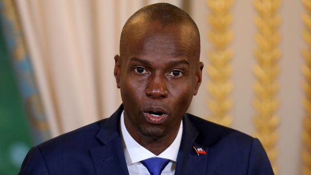 Haiti Cumhurbaşkanı Moiseye suikast