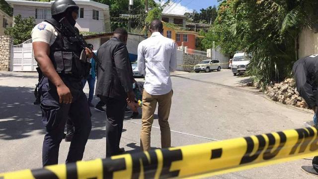 Haiti Devlet Başkanına suikast: Askerlerden bazıları ABDde eğitim gördü
