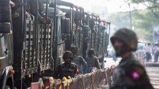 BM'den COVID-19 ölümlerinin arttığı Myanmar için ateşkes çağrısı