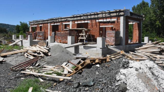 Orduda inşaattan düşen işçi hayatını kaybetti