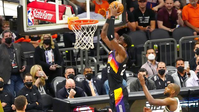 NBAde finalin ilk maç Phoenix Sunsın