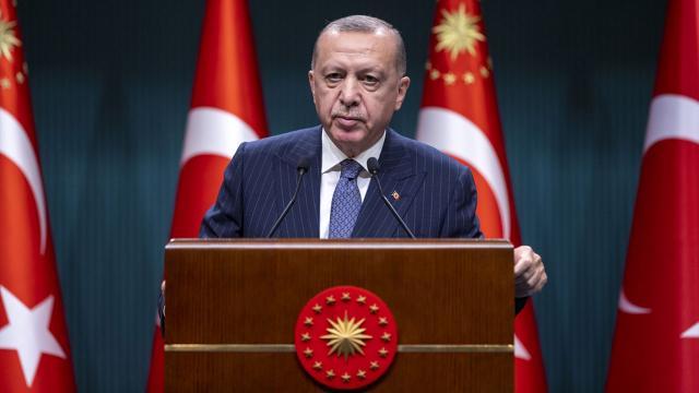 Erdoğandan Konyadaki katliama tepki