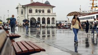 Marmara ve Karadeniz'de kuvvetli yağış bekleniyor