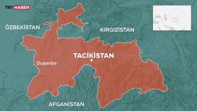 347 Afgan Talibandan kaçarak Tacikistana sığındı
