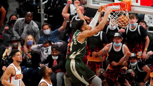 Milwaukee Bucks NBA final serisinde farkı bire indirdi