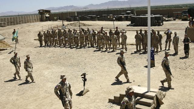 Avustralya, Afganistandaki son askerlerini geri çekti