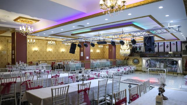 Kısıtlamaların kaldırılmasıyla düğün salonlarında doluluk yüzde 80i buldu