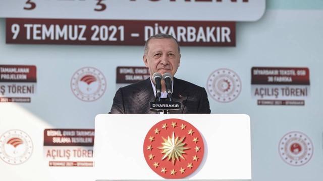 Cumhurbaşkanı Erdoğan: Çözüm sürecini biz sonlandırmadık