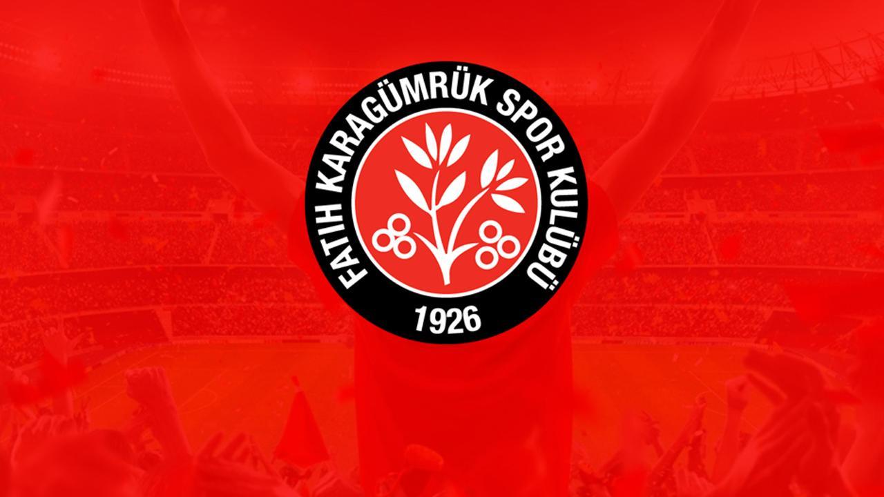 Fatih Karagümrük'ten Kulüpler Birliği açıklaması
