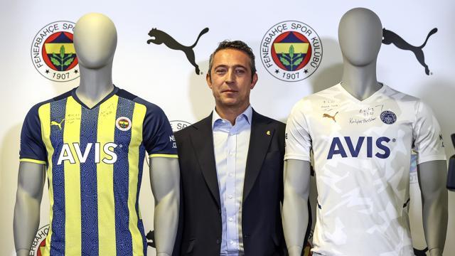 Fenerbahçeye yeni forma sponsoru