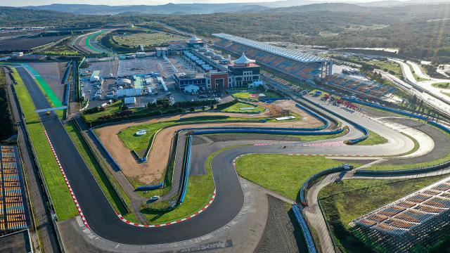 Formula 1 pilotu Gaslyden İstanbul Park övgüsü