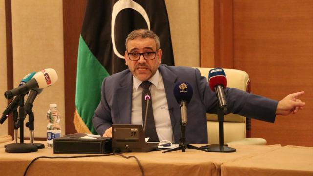 Libya Devlet Yüksek Konseyi Başkanı: Yardım çağrımıza yalnızca Türkiye yanıt verdi