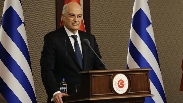 """Yunanistandan Türkiyeye """"yardıma hazırız"""" mesajı"""