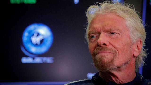 Virgin Galacticin kurucusu Branson uzay sınırına çıkacak