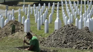 Bosna Hersek'teki 12 kurban daha 20 Temmuz'da toprağa verilecek