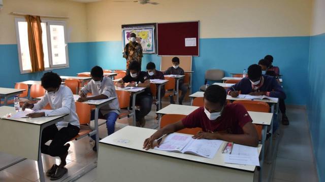 Sudanlı öğrenciler, Türkiyede üniversite eğitimi için ter döktü