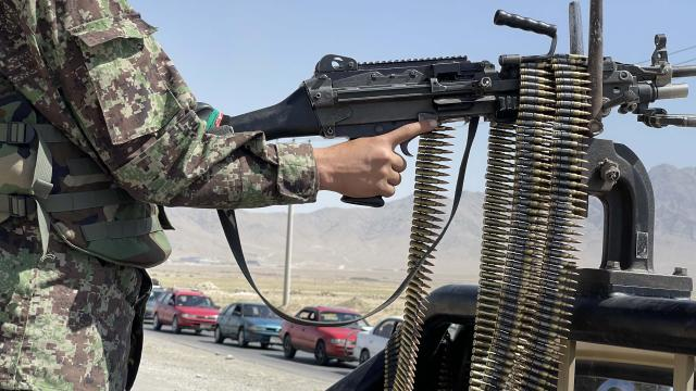 """ABDde Cumhuriyetçi senatörlerden """"Taliban terör örgütü listesine alınsın"""" talebi"""