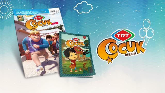 TRT Çocuk dergisinin temmuz sayısı dopdolu içeriğiyle okurlarını bekliyor