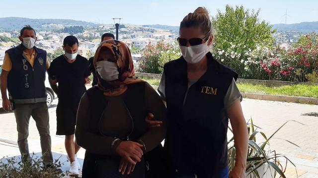 İzmirde uyuşturucu operasyonu