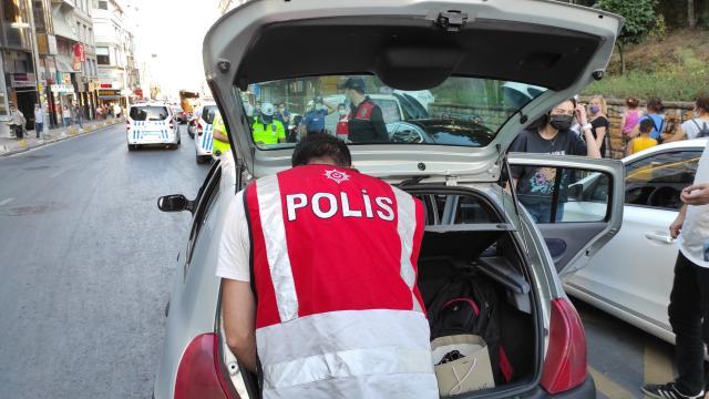 """İstanbulda """"Yeditepe Huzur Uygulaması"""" gerçekleştirildi"""