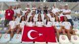Yüzme Milli Takımı 15 madalya kazandı
