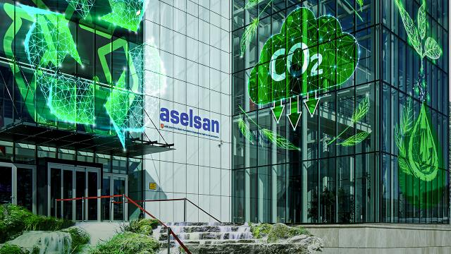 ASELSAN Sürdürülebilirlik Raporunu yayımlandı