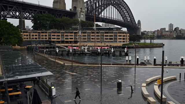 Sydneydeki karantina sürecinde askerler de görev yapacak
