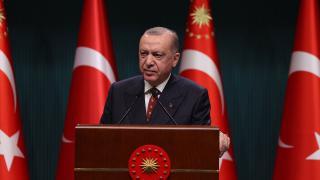 Cumhurbaşkanı Erdoğan: Kiliseye saygısızlık birliğimize yönelik bir provokasyondur