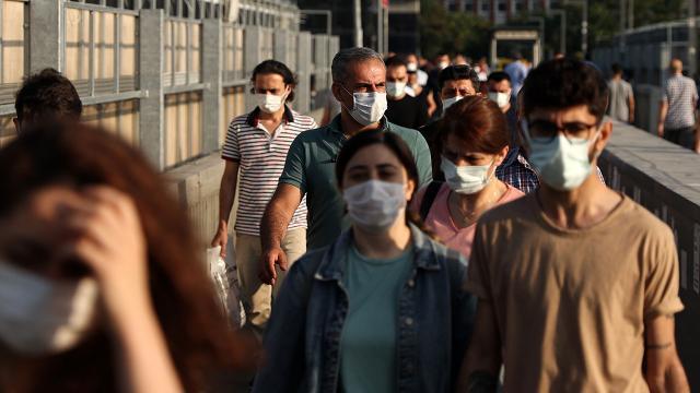 3 Ağustos koronavirüs tablosu açıklandı… Bugünkü vaka sayısı…
