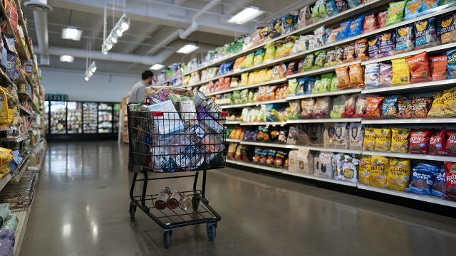 ABDde gıda enflasyonu 10 yılın en yüksek seviyesinde