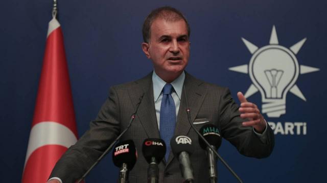 AK Parti Sözcüsü Çelik: Tunusta demokratik süreçlerin askıya alınmasını reddediyoruz