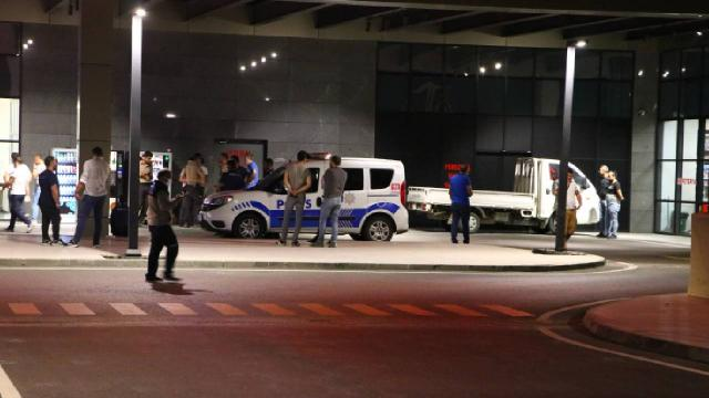 Tekirdağda bekçilere silahlı saldırı: 1 şehit, 1 yaralı