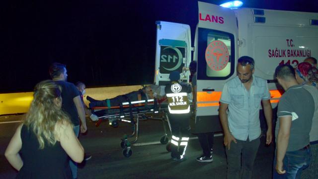 Kocaelide otomobilin çarptığı yaya hayatını kaybetti