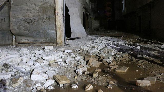 PKK Afrinde sivilleri hedef aldı: 5i çocuk 8 kişi yaralandı