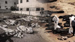 Afrin'de PKK'nın görmezden gelinen katliamı gün yüzüne çıktı