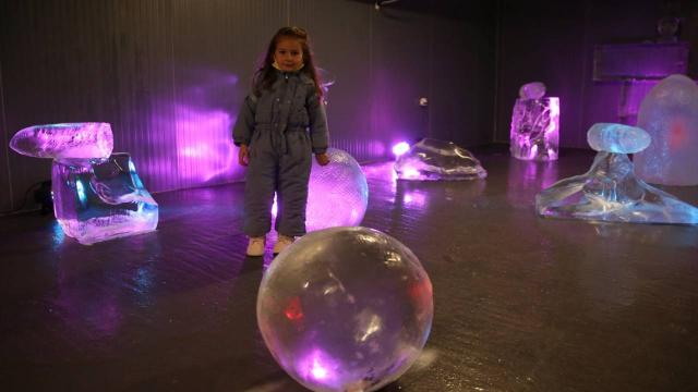 Ata Buz Müzesi, kapılarını çocuklar için açtı