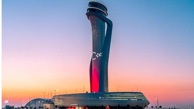 İstanbul Havalimanı yine Avrupanın zirvesinde