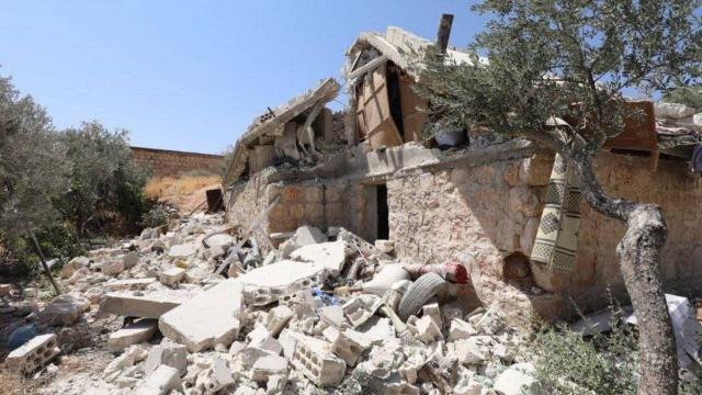 MSBden İdlib saldırısı paylaşımı: Gerekli karşılık verildi